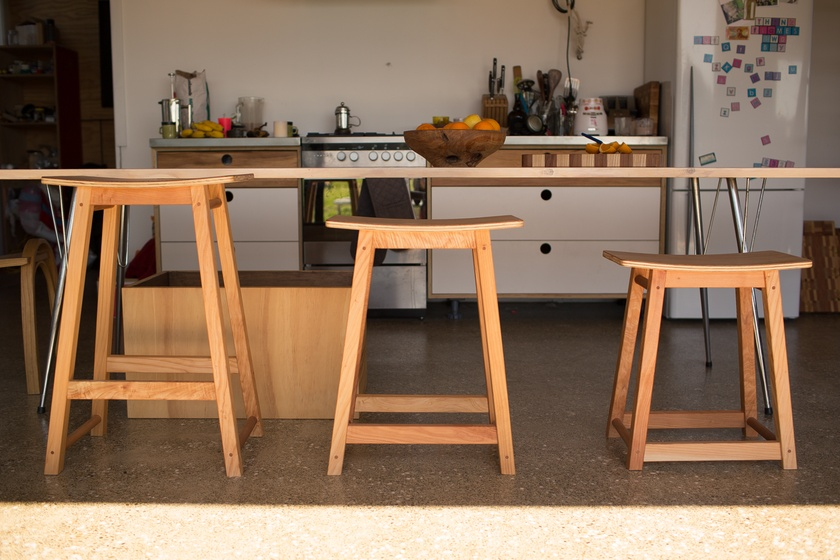 PeRcH Kitchen stool