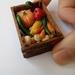 Miniature Vegetable Crate
