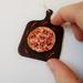 Miniature Pizza Board