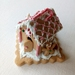 Miniature Gingerbread House Decoration