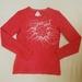 Batik Sun Design long sleeve t-shirt - Pink- stock clearance