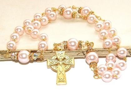 Anglican Rosary Beads / Christian Prayer Beads