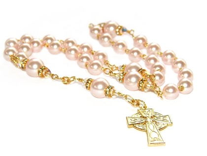 Anglican Rosary Beads / Christian Prayer Beads