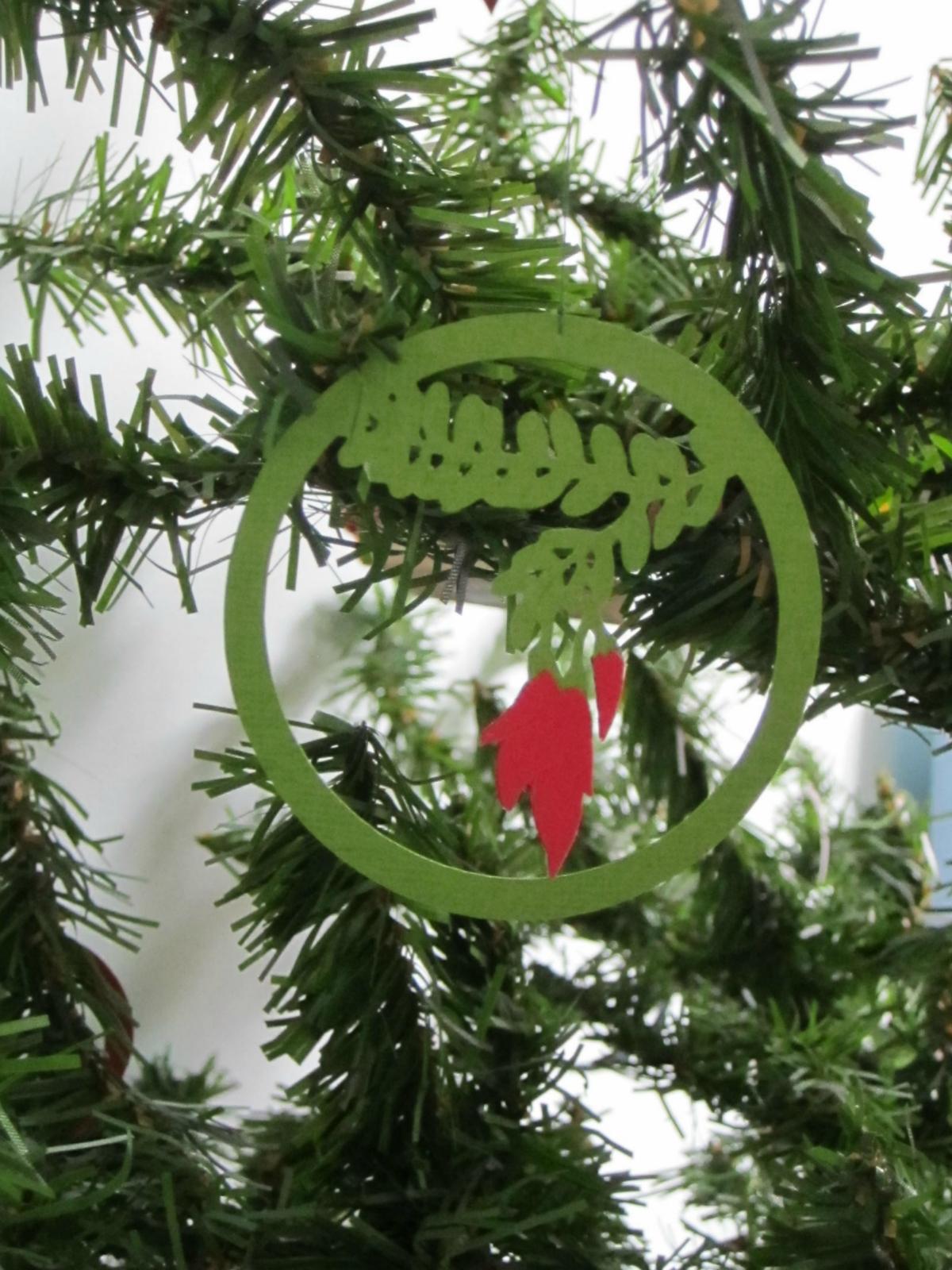 Kiwi christmas decorations felt for Decoration kiwi