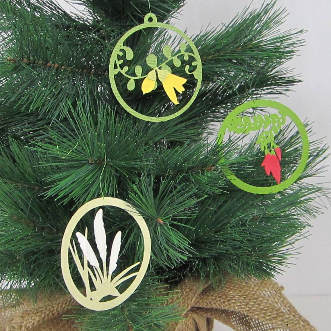 Kiwi christmas decoration felt for Decoration kiwi