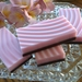 Trio of Bakery Slice Soaps ~ Marshmallow Slice