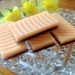 Trio of Bakery Slice Soaps ~ Chocolate Orange