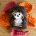 PDF PATTERN for Hibernating Hedgehog