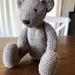 Bear in a Box PDF Knitting Pattern