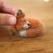 Fox Cub - PDF Knitting Pattern