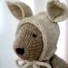 Bear's Celebration Wardrobe - PDF Knitting Pattern