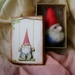 New Zealand Wool Gnome in a box   -   Waldorf inspired  - Great birthday gift