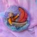 Boy sailing in a boat - Waldorf inspired - Birthday gift - New Zealand wool