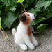 Wool dog - NZ wool - Needle felted