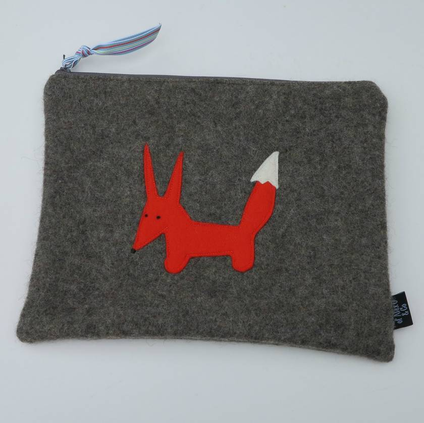 Ipad Case  Mr Fox