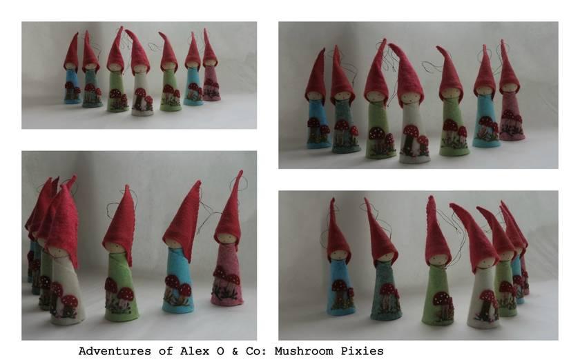 Mushroom Pixie
