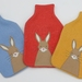 "Hotwater Bottle Cover ""Mr Rabbit"""