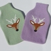 "Hotwater Bottle Cover ""Mr Reindeer"""