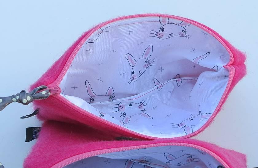 Little Rabbit Purse or Pencil Case