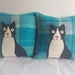 "Cushion "" Toby the Cat"""