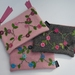 """Wild Flowers"" Purse or Pencil Case"
