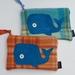"""""""Whale """" Purse or Pencil Case"""