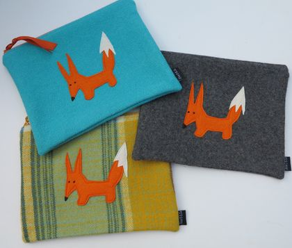 "Ipad Case or Large Essentials case "" Fabulous Mr Fox"""