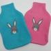 "Hotwater Bottle Cover ""Little Rabbit"""