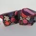 "Purse ""Protea's"" cosmetic or jewellery purse"