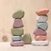 Wooden gems/blocks