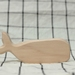 Paint your own wooden whale