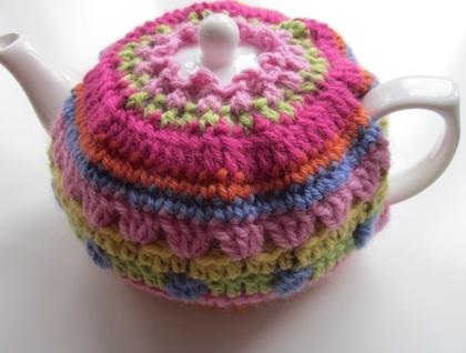 Gorgeous Crochet Tea Cosy