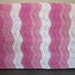 Beautiful Pink Pure Wool Baby Blanket
