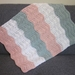 Gorgeous Pure Wool Baby Blanket