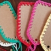 Hand Crocheted Gift Tags