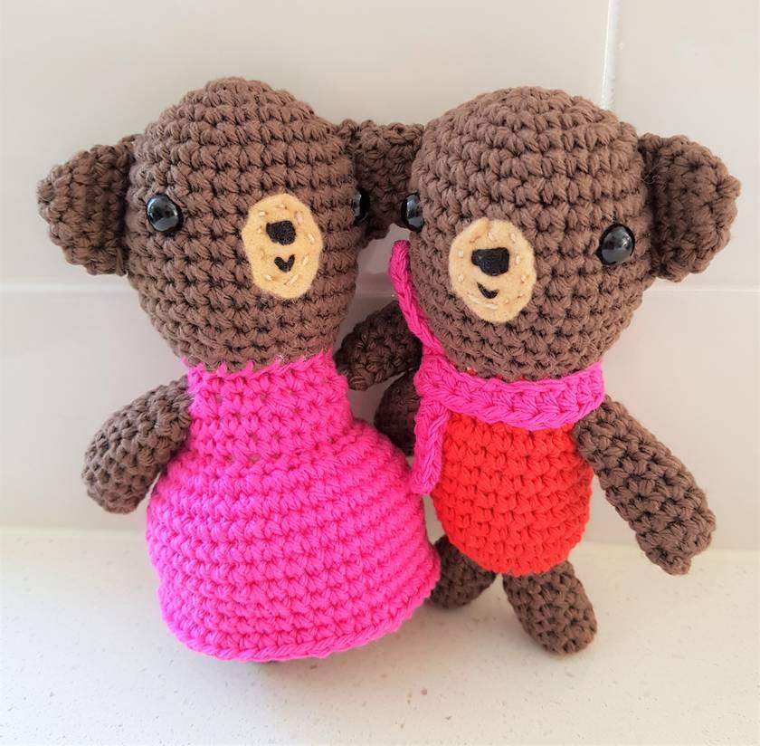 Sleep Tight Teddy Bear Crochet Designs   824x840