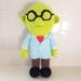 Hand Crocheted Dr Bunsen Honeydew Muppet