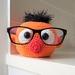 Hand Crocheted Glasses Holder
