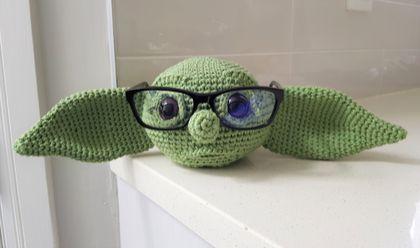 Crochet eyeglasses | Etsy | 248x420