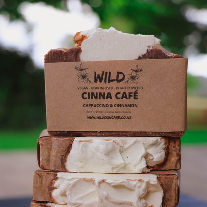 Cinna Café Soap Bar