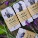 Lavender & Juniper Berry Soap Slab