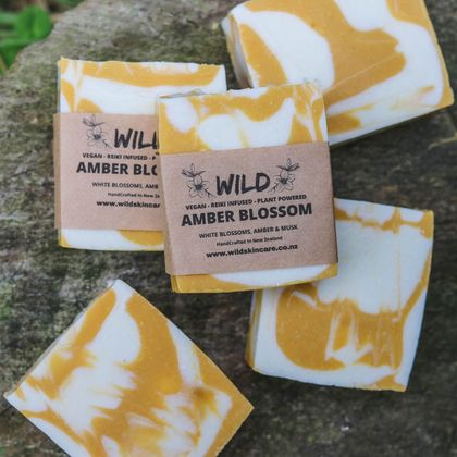 Amber Blossom Soap Bar