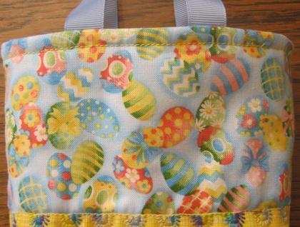 Little Easter Yellow Treat Bag