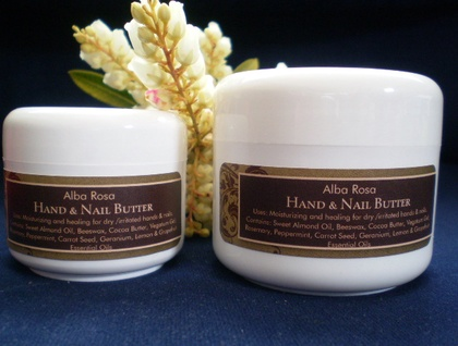 Hand and Nail Butter