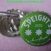 Cuff Links from Beer Bottle Tops Featuring Speights Breweries