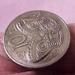Maori Warrior Vintage 10c Coin into a Stunning Retro Adjustable Ring