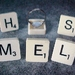 Scrabble Rings! Yes plastic scrabble tiles into rings - Your choice of letters
