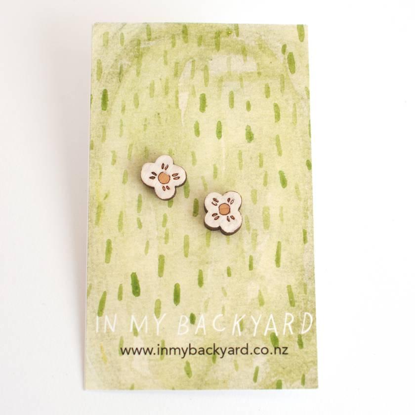 Little Blooms Tiny Earrings
