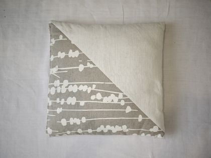 Beautiful contemporary cushion
