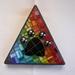 Paw Print Mosaic Memento / Rainbow Bridge
